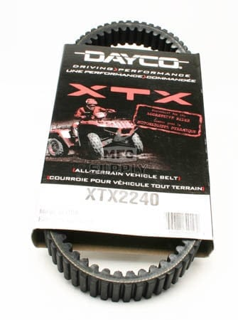 Dayco XTX Drive Belt Replacement to Kawasaki 59011-0019 Made in USA